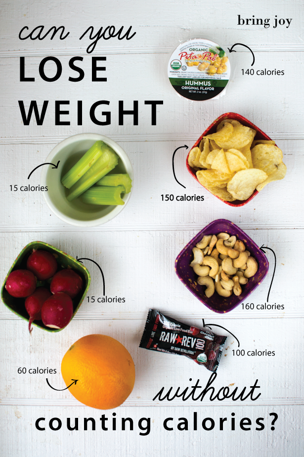 can-you-lose-weight-without-counting-calories