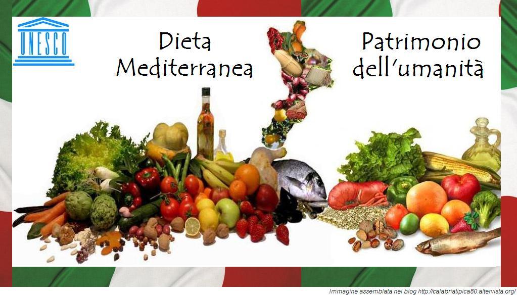 La dieta mediterranea esiste ancora dieta inconsapevole - La mediterranea ...